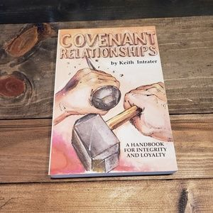 Other - Covenant Relationships by Keith Intrater Paperback